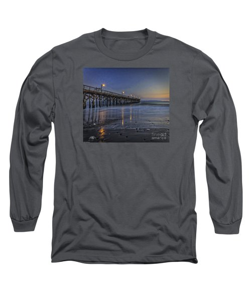 Long Sleeve T-Shirt featuring the photograph Washed Clean by Mitch Shindelbower