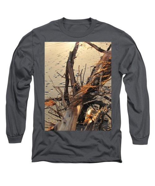 Washed Up Long Sleeve T-Shirt