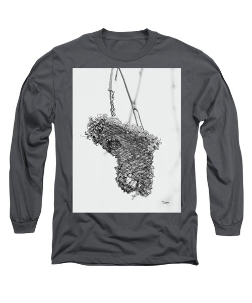 Wasp Nest Heart Long Sleeve T-Shirt