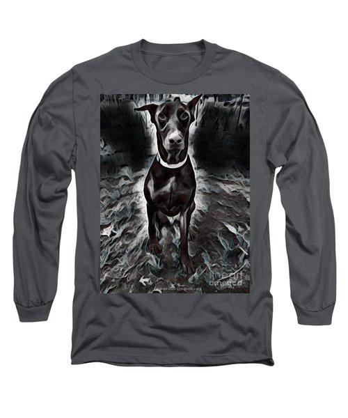 Watch For Me On Halloween Long Sleeve T-Shirt
