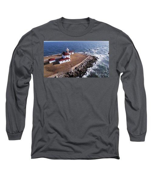Watch Hill Lighhouse Long Sleeve T-Shirt