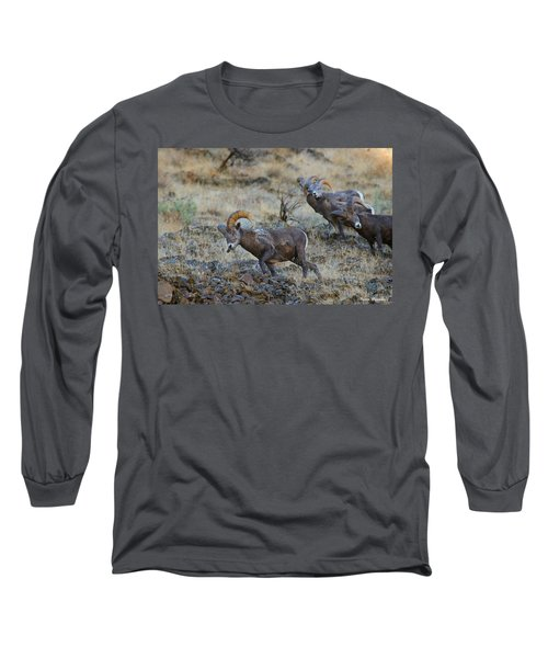 Watch It Long Sleeve T-Shirt