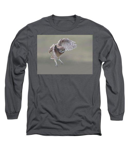 Watch Me Now. Long Sleeve T-Shirt
