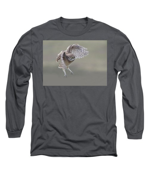 Watch Me Now. Long Sleeve T-Shirt