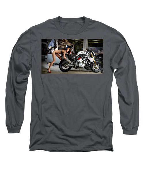 Watch Out For The Sparks Long Sleeve T-Shirt