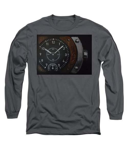 Watch Long Sleeve T-Shirt