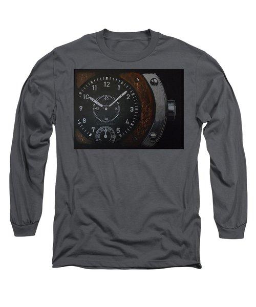 Watch Long Sleeve T-Shirt