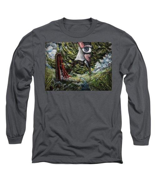Watchers  Long Sleeve T-Shirt