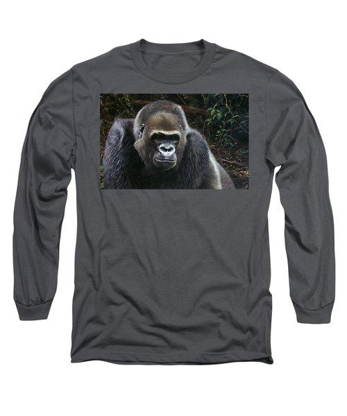 Watchful Domain Long Sleeve T-Shirt