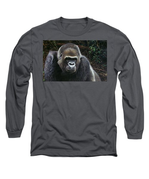 Watchful Domain Long Sleeve T-Shirt