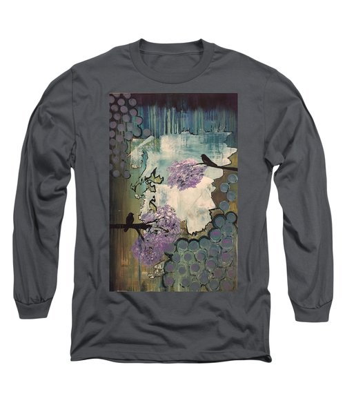 Watching For Spring Long Sleeve T-Shirt
