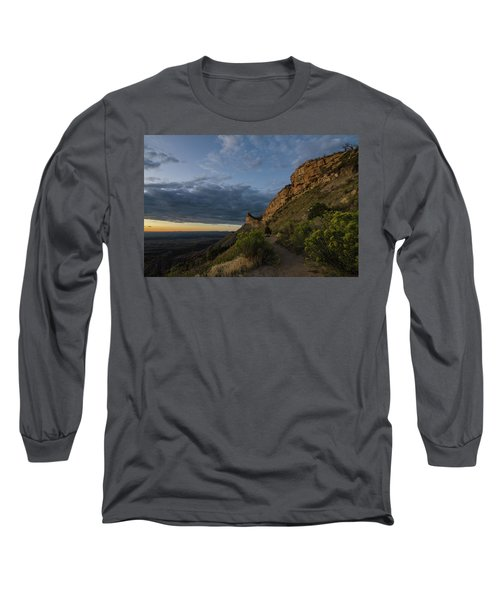 Watching The Sun Fade Long Sleeve T-Shirt
