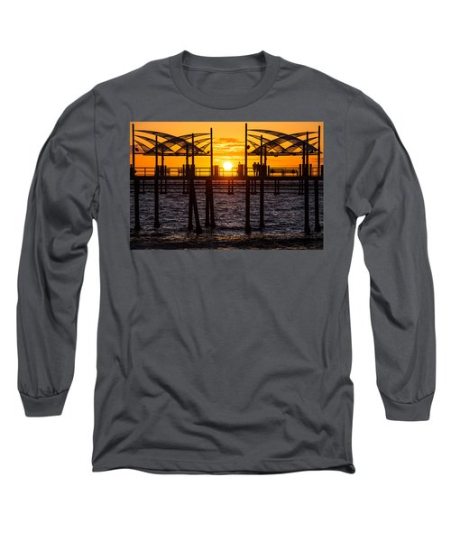 Watching The Sunset Long Sleeve T-Shirt