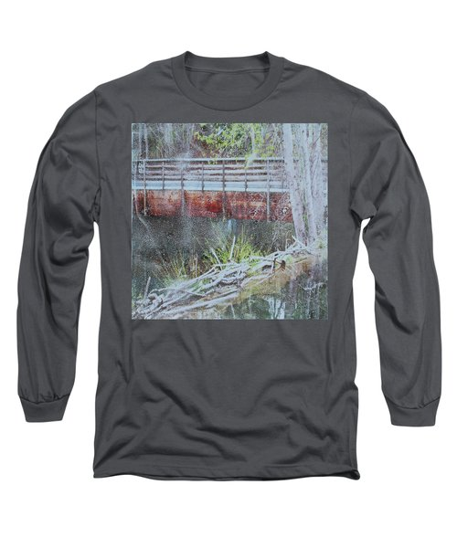 Water #5 Long Sleeve T-Shirt