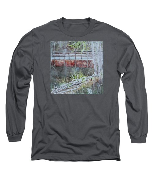 Water #5 Long Sleeve T-Shirt