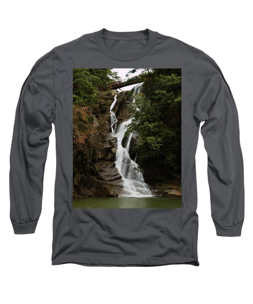 Water Fall 3 Long Sleeve T-Shirt
