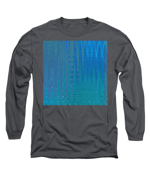 Water Music Long Sleeve T-Shirt by Stephanie Grant