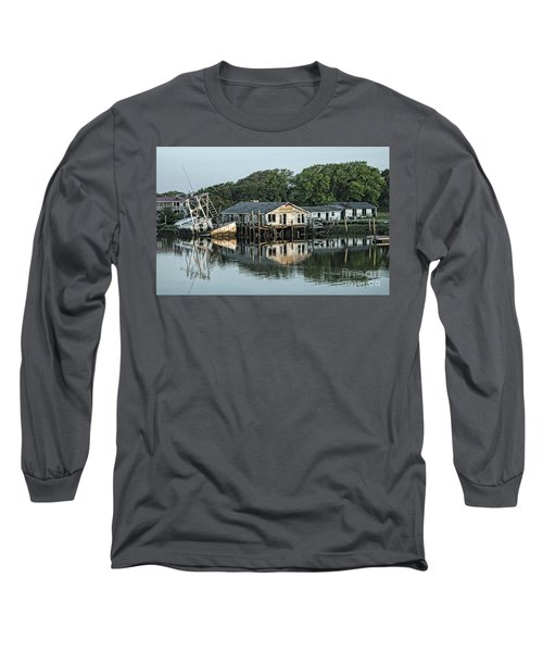 Water Reflection  Long Sleeve T-Shirt