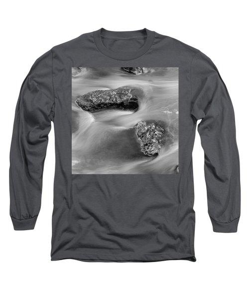 Water Long Sleeve T-Shirt by Scott Meyer
