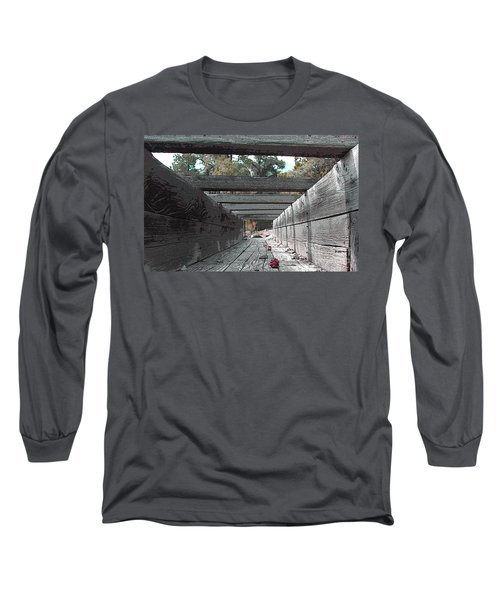 Water Sluce Long Sleeve T-Shirt