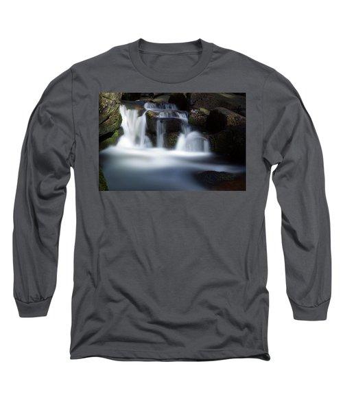 Water Stair - Long Exposure Version Long Sleeve T-Shirt