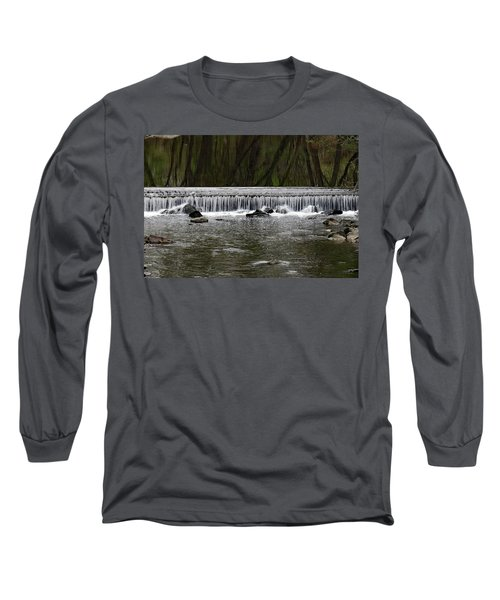 Waterfall 001 Long Sleeve T-Shirt