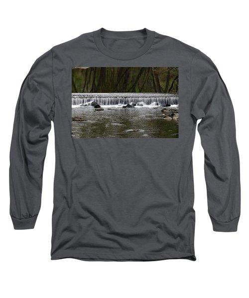 Waterfall 001 Long Sleeve T-Shirt