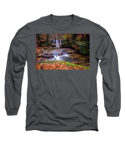 Waterfall-2 Long Sleeve T-Shirt