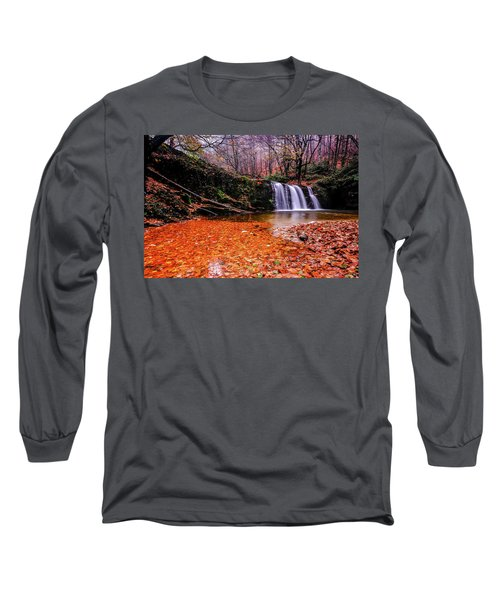 Waterfall-7 Long Sleeve T-Shirt
