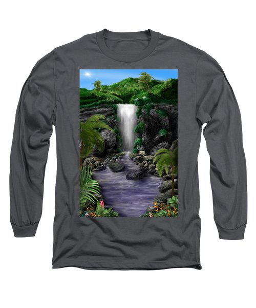 Waterfall Creek Long Sleeve T-Shirt