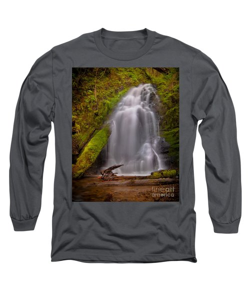 Waterfall Showers Long Sleeve T-Shirt