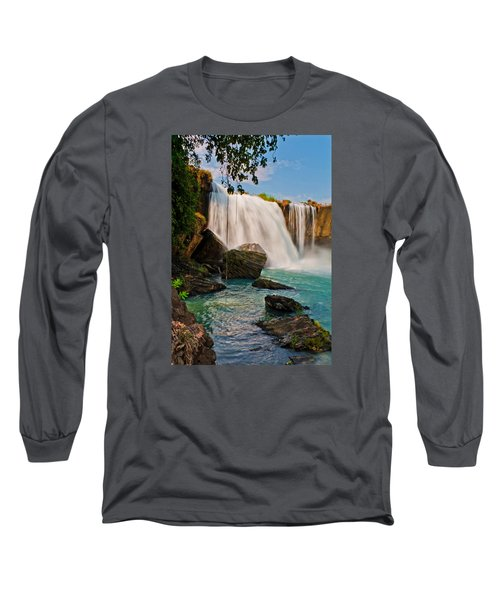 waterfalls Draynur Long Sleeve T-Shirt