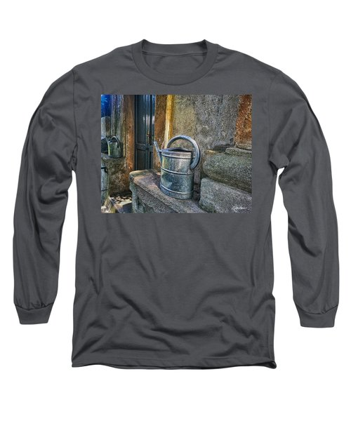 Watering Cans Long Sleeve T-Shirt