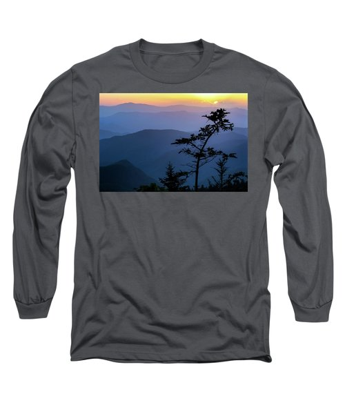 Waterrock Blues Long Sleeve T-Shirt