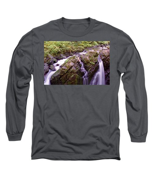 Waterstreaming Long Sleeve T-Shirt