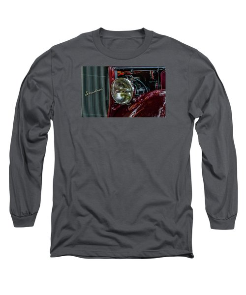 Waupaca Streetrod Long Sleeve T-Shirt
