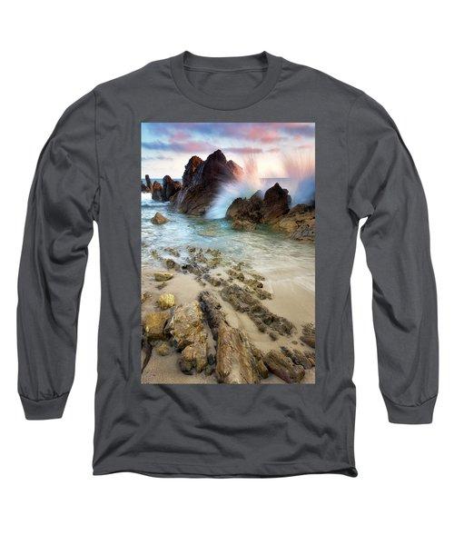 Wave Breaker  Long Sleeve T-Shirt