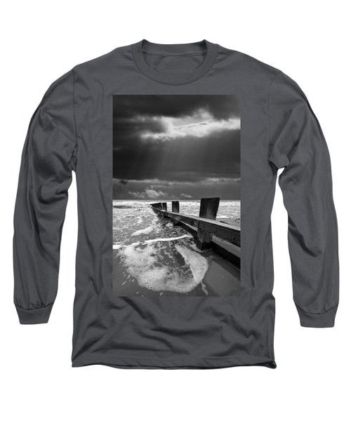 Wave Defenses Long Sleeve T-Shirt