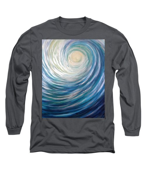 Wave Of Light Long Sleeve T-Shirt