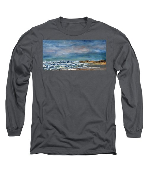 Wave Upon Wave Long Sleeve T-Shirt