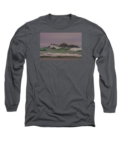 Waves 1 Long Sleeve T-Shirt