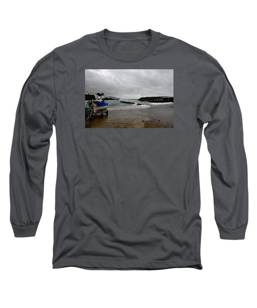 Waves Azores-033 Long Sleeve T-Shirt