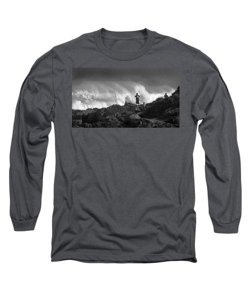 Wavewatchers Long Sleeve T-Shirt