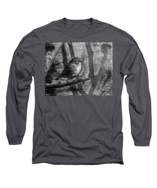 Wax-eye Long Sleeve T-Shirt