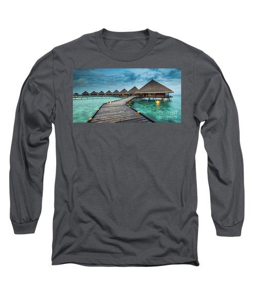 Way To Luxury 2x1 Long Sleeve T-Shirt