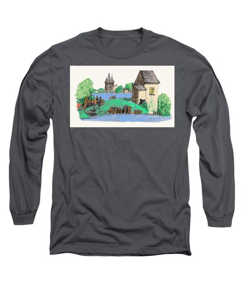 We Are Gone Fishing, Eh? Long Sleeve T-Shirt