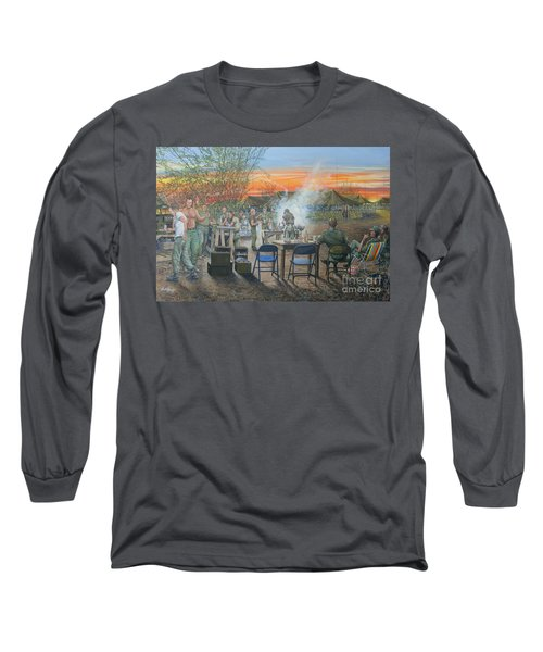 We Did It First Forrest Long Sleeve T-Shirt