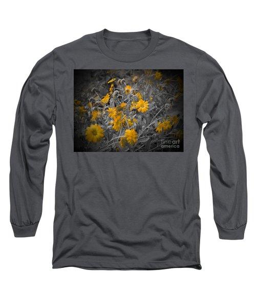 We Fade To Grey Three Long Sleeve T-Shirt