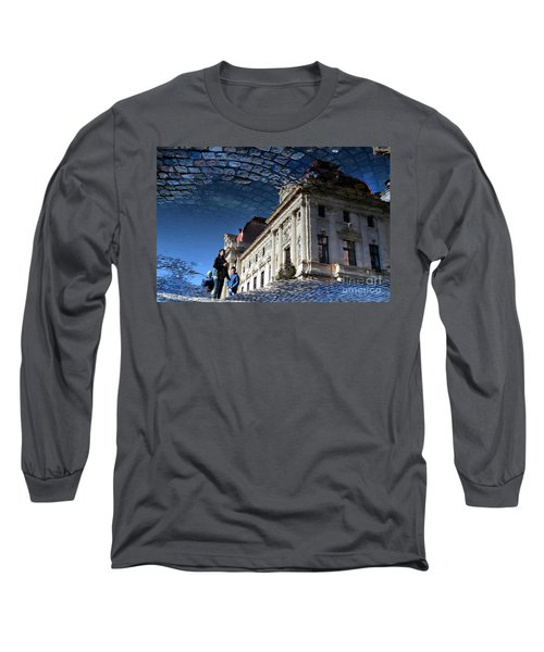 We Have Always Lived In The Castle Long Sleeve T-Shirt