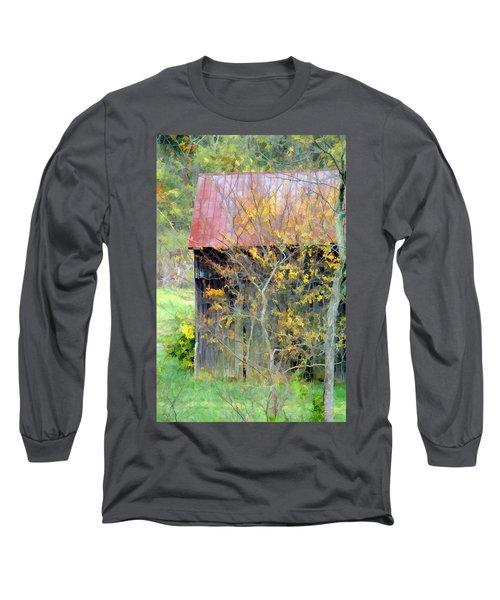 Weathered Barn 2 Long Sleeve T-Shirt